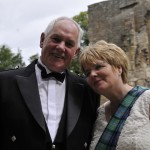 Joan and John wedding, Burghead,July2012.